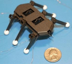 Insektoide Mikroroboter